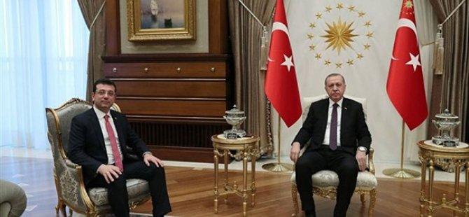 TC Cumhurbaşkanlığı seçim anketi: İmamoğlu, Erdoğan'ı geçti