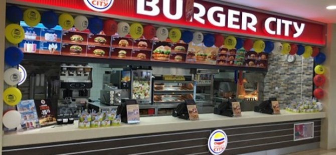 KKTC'de 'Burger City'ler Burger King oluyor