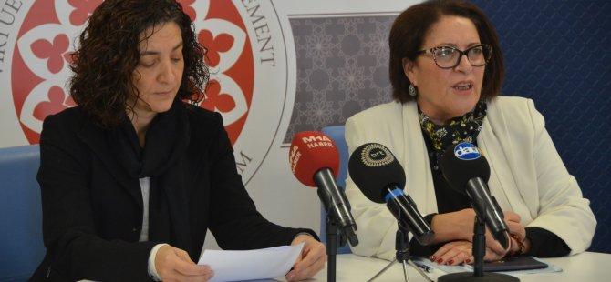 DAÜ KENT-AG Gazimağusa - İskele - Yeniboğaziçi İmar Planı ile ilgili basın toplantısı düzenlendi