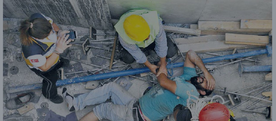 İSG-BİR:Birçok iş kazası, iş sağlığı ve güvenliği kurallarına uymama, eğitim ve bilgi yetersizliğinden kaynaklanıyor