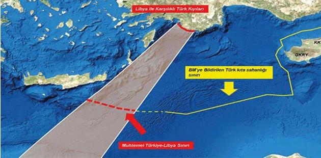 Doğu Akdeniz'de Türkiye'ye karşı Rum-Yunan diplomasi atağı