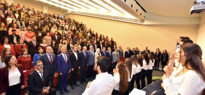 7. Engelsiz Bilişim Günleri YDÜ Ev Sahipliğinde Başbakan Ersin Tatar'ın katılımıyla başladı