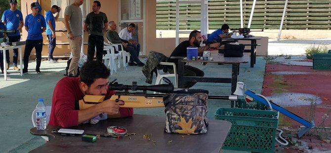KKTC Atıcılık Federasyonu Cumhuriyet Kupası Havalı Silahlar Yarışması'nda YDÜ bayanlar ve erkekler rekorlarını kırdı...