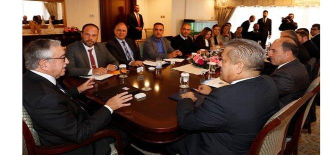 Mağusa, İskele, Yeniboğaziçi İmar Planı, Cumhurbaşkanı Akıncı başkanlığındaki toplantıda ele alındı