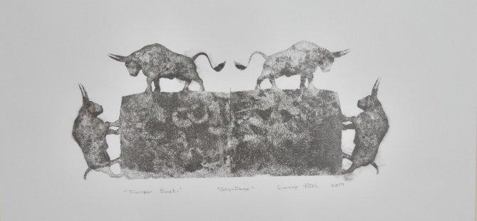 Taçoy, Kıbrıs Modern Sanat Müzesi'ndeki sergilerin açılışını yapacak