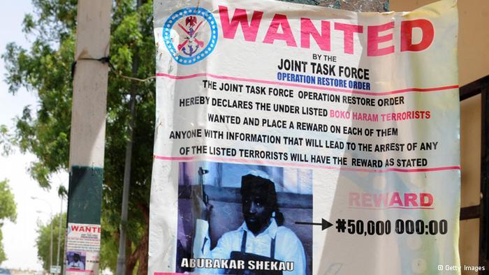 'Boko Haram lideri öldü'