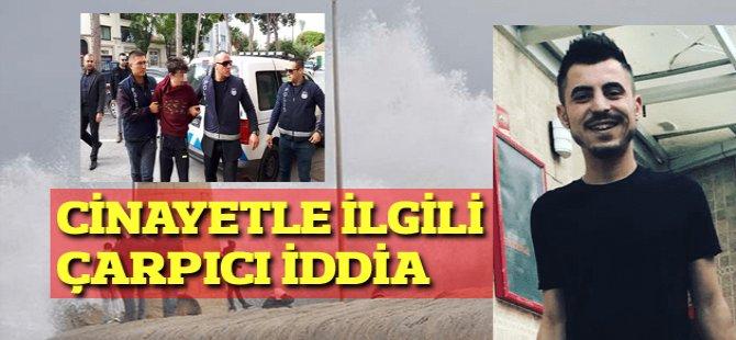 Girne Limanı'nda işlenen cinayetle ilgili çarpıcı iddia