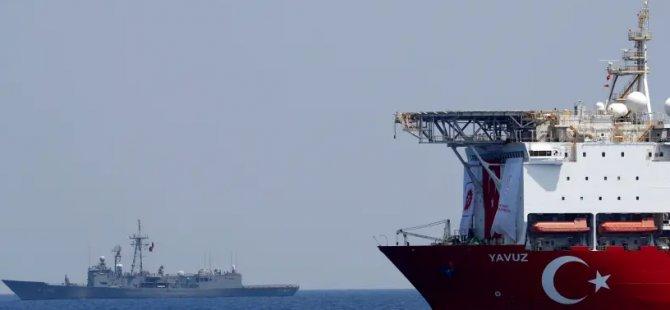 Jerusalem Post: Türk Donanması, İsrail'in araştırma gemisiyle bağlantı kurarak Kıbrıs'tan kovdu