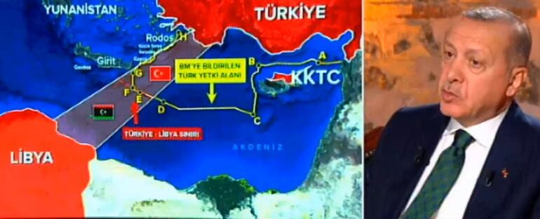 Erdoğan: Burada Sevr'in aslında ters yüz edilmesi var