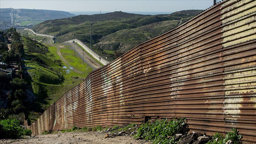 ABD Kongresinden Trump'a duvar inşaası için 1,3 milyar dolarlık bütçe