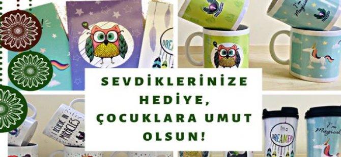 """Saraçoğlu Vakfı'ndan yılbaşı hediye seçeneklerine """"Umut Kartı"""""""