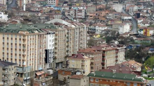 Türkiye genelinde konut satışları Kasım'da arttı