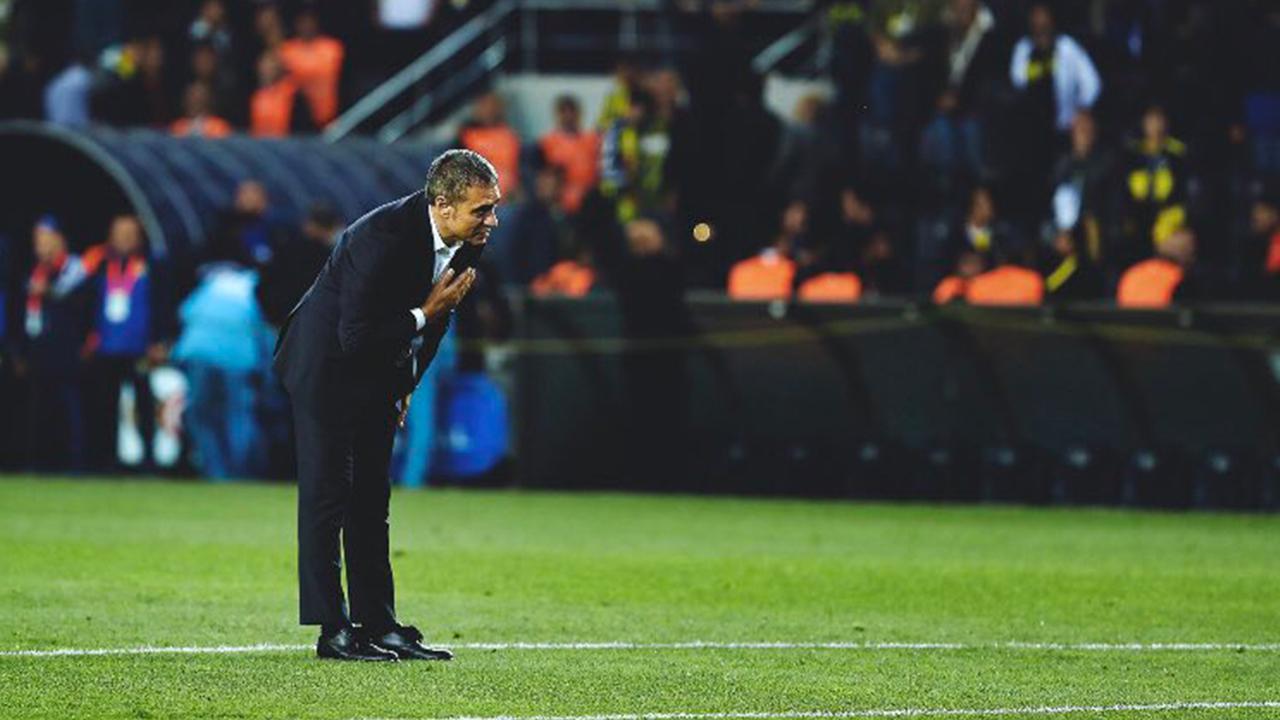 Fenerbahçe'den Ersun Yanal'a: En güzel şampiyonluklar henüz kazanmadıklarımızdır