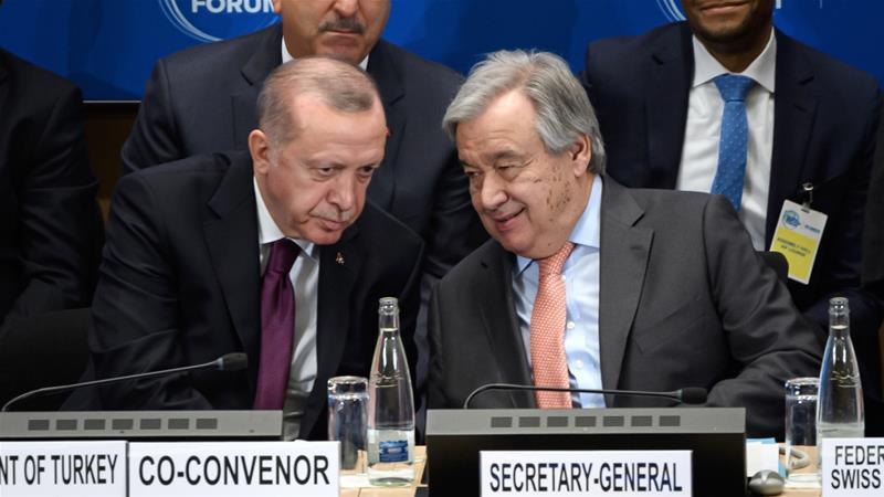 BM Genel Sekreteri Guterres: Ülkeler mülteci krizleri konusunda sorumluluğu paylaşmak için daha fazlasını yapmalı