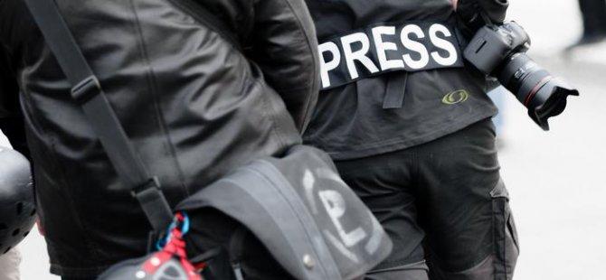Basın Özgürlüğü Raporu: 2019'da 49 gazeteci öldürüldü