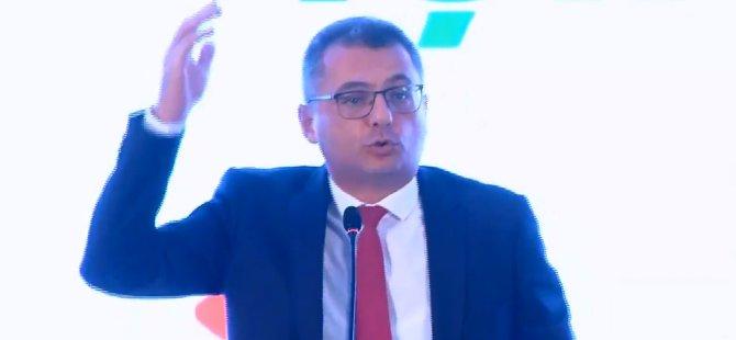 """Cumhurbaşkanı adayı Erhürman'dan """"erken çözüm"""" vurgusu"""
