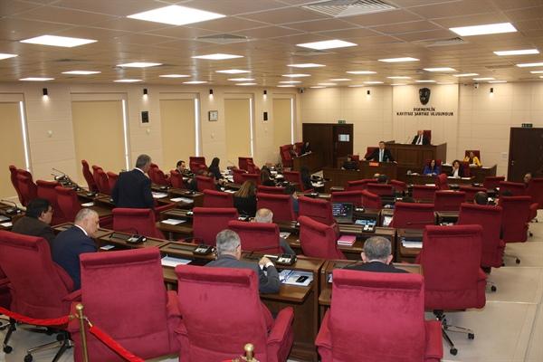 Meclis Genel Kurulu 2020 Mali Yılı Bütçe Yasa Tasarısı görüşmelerine devam ediyor