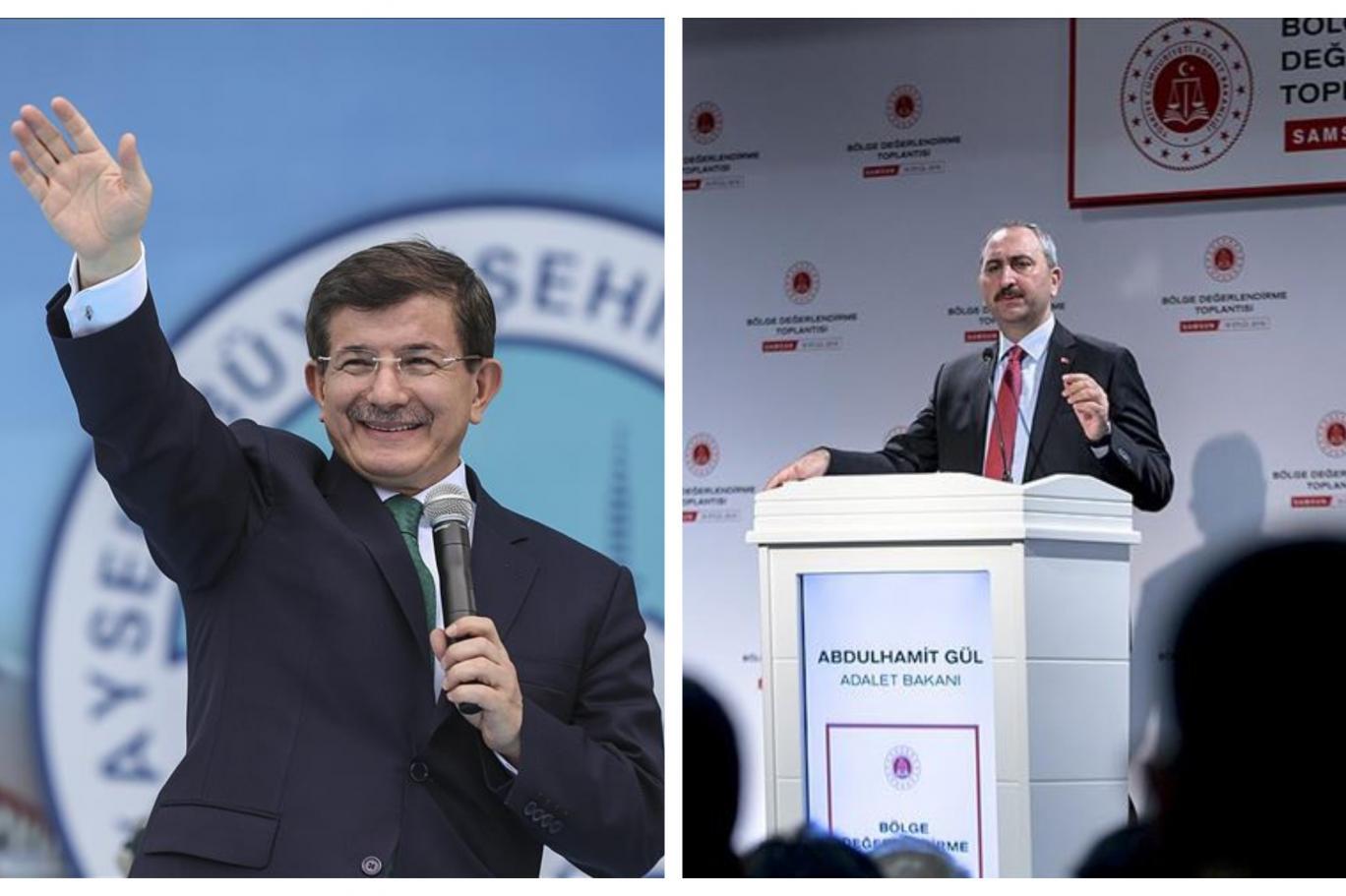 'Yargıda Pelikan Grubu var' diyen emekli hakim ifadeye çağrıldı, Abdulhamit Gül ve Ahmet Davutoğlu'nu tanık gösterdi