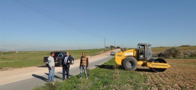 Değirmenlik Belediyesi, Meriç'te banket genişletme çalışması başlattı