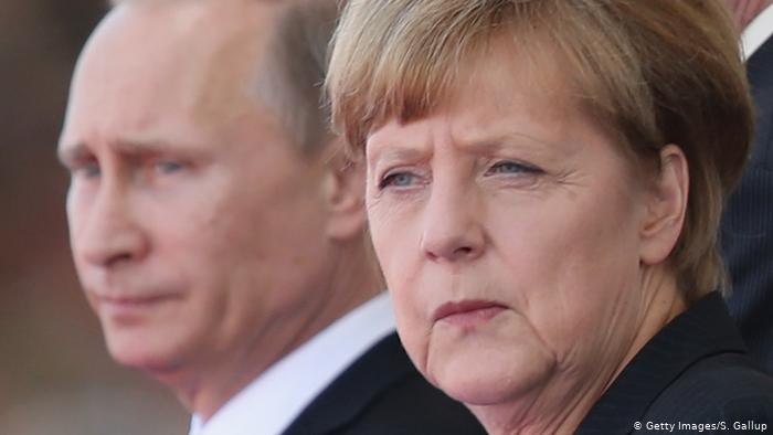 Almanya ve Rusya'dan Kuzey Akım 2 yaptırımlarına tepki