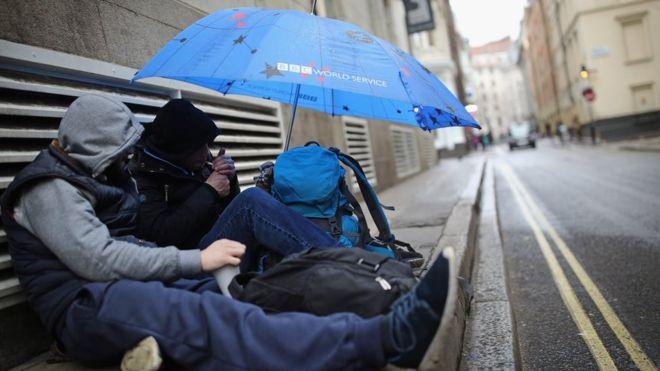 İngiltere'de konut krizi büyüyor: Evsizlerin sayısı bir yılda yüzde 23 arttı