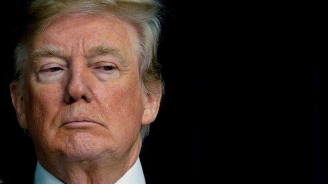 Trump, Senato'daki yargılamaya havale edilen üçüncü ABD Başkanı oldu
