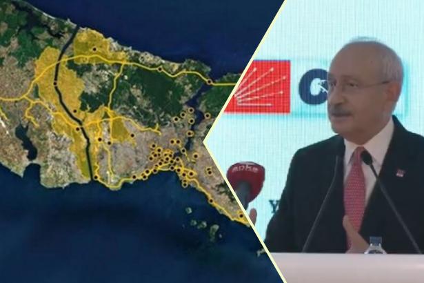 Kılıçdaroğlu'ndan Kanal İstanbul açıklaması: Zaten ilk seçimde gideceksin