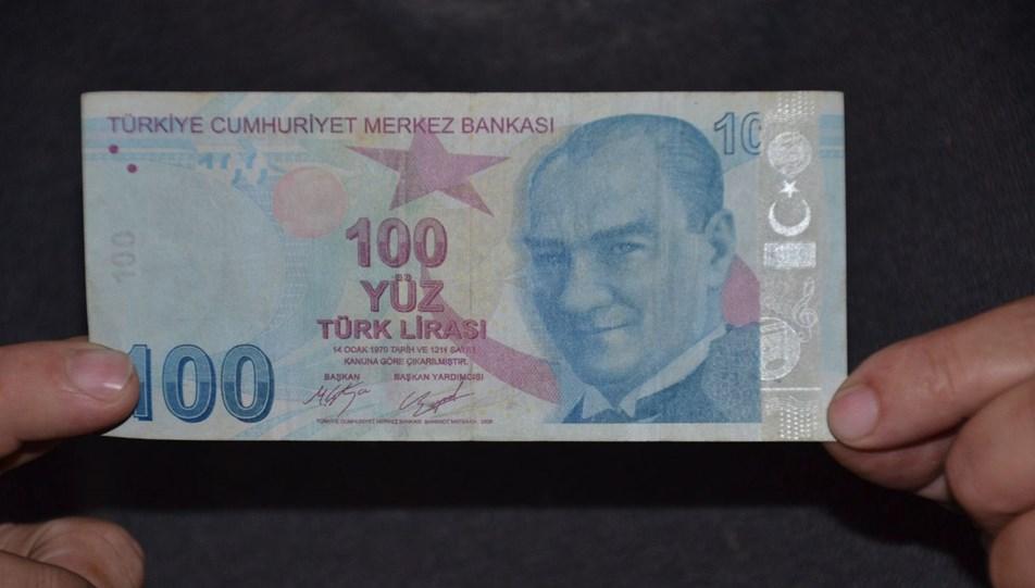 Hatalı basım 100 lira, 100 bin liradan satışa çıkarıldı