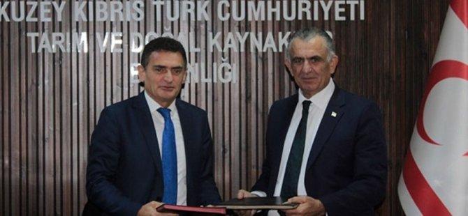 Tarım Bakanlığı ile MEB arasında protokol imzalandı