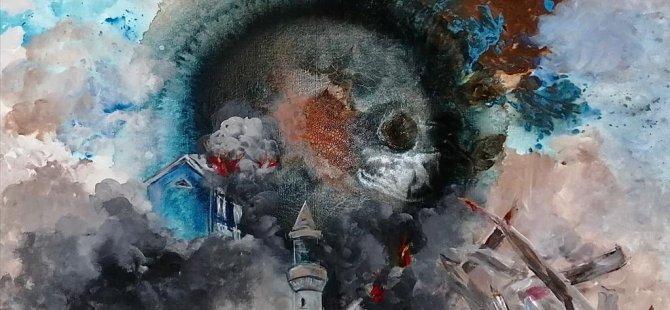 """""""Kıbrıs Türklerinin Varlık Mücadelesinin Sanatsal İzleri"""" temalı karma sergi Hasan Taçoy tarafından açılacak"""