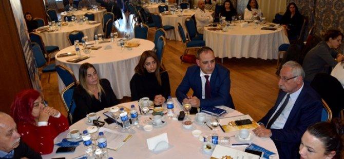 """""""LTB İnsan Haklarının Korunmasında Yerel Yönetimlerin Rolü Çalıştayı"""" yapıldı"""