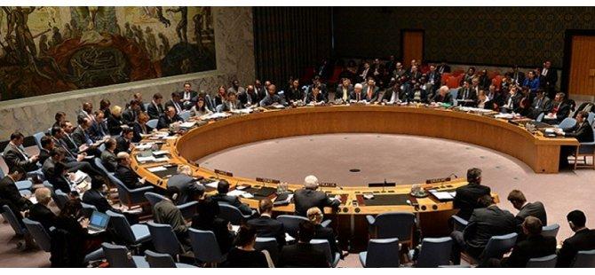 Rusya ve Çin'den Suriye'ye veto