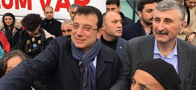 Alper Taş'tan İmamoğlu'na tepki: Herkese teşekkür etti ama sosyalistler bir kere ağza alınmadı