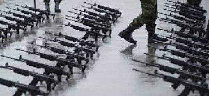 ABD'nin silah ambargosunu kaldırma kararı