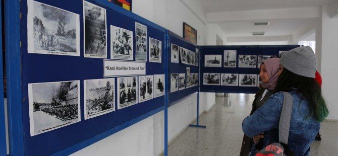 LAÜ'de '21-25 Aralık Milli Mücadele ve Şehitler Haftası' nedeniyle anma programı düzenlendi