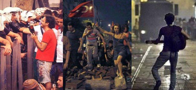 Gerçekten Gezi protestolarının darbe olduğuna inanan var mı?