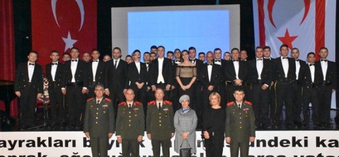 Güvenlik Kuvvetleri Komutanlığı Milli Mücadele ve Şehitleri Anma Programı düzenledi