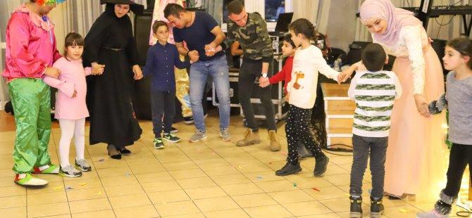 SOS Çocuk Köyü yeni yıl partisi Afik Group sponsorluğunda gerçekleşti