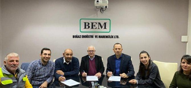 Devrimci Genel-İş Sendikası ile BEM Ltd. arasında toplu iş sözleşmesi imzalandı
