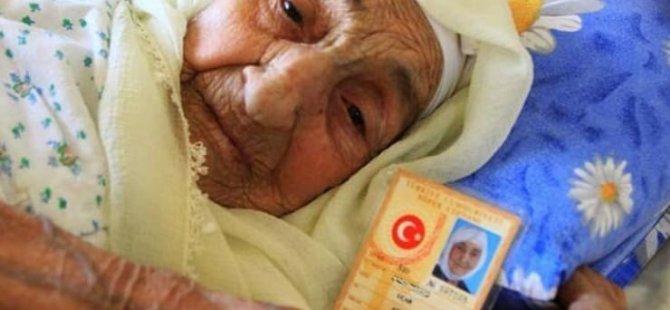 Fenerbahçe'yle yaşıttı: Türkiye'nin en yaşlı insanı hayatını kaybetti