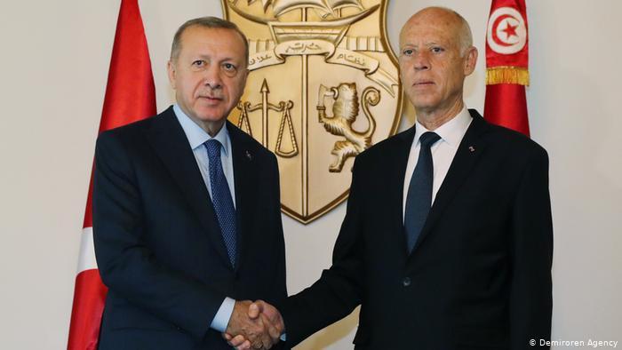 Erdoğan: Libya'da ateşkes sağlanmalı