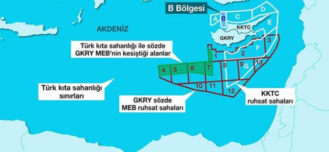Doğu Akdeniz'deki doğal gaz rezervi belli oldu