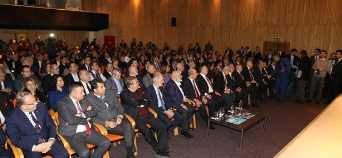 """TC ekonomi basını """"EGD Yılbaşı Buluşması""""nda bir araya geldi…Başbakan Tatar da katıldı"""