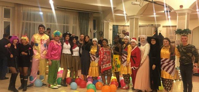 DAÜ ve Afik Group iş birliğinde Sos Çocuk Köyü için yeni yıl balosu gerçekleştirildi