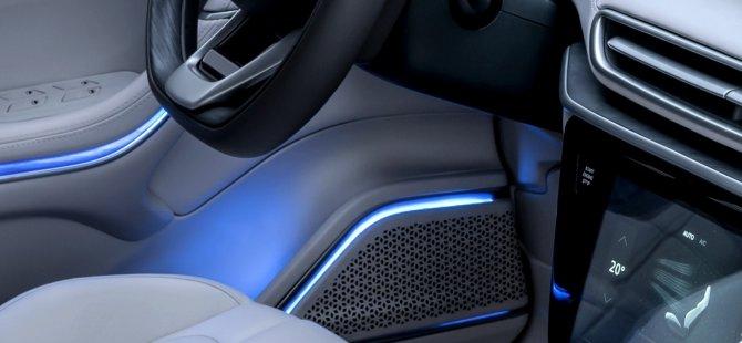 Prototipi İtalya'dan getirilen yerli otomobilden yeni detaylar: Başlatma tuşu ve menüsü İngilizce