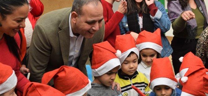 LTB El Ele Çocuk Merkezi'nde yeni yıla merhaba partisi