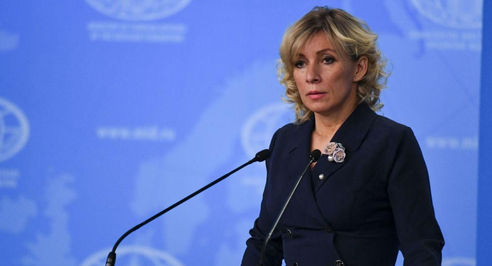 Zaharova: Türkiye'yi İdlib'le ilgili Soçi Mutabakatı'nı uygulamaya çağırıyoruz