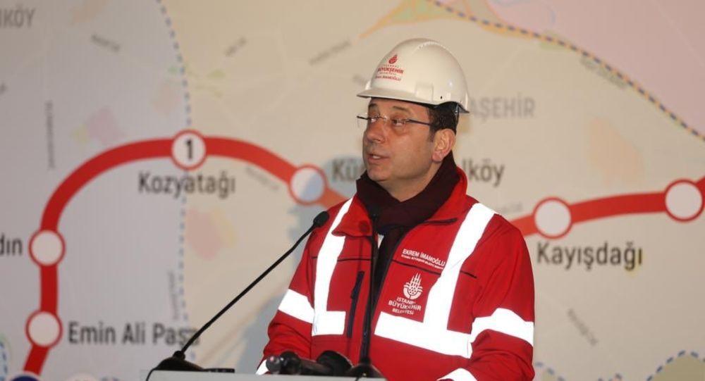 İmamoğlu'ndan Erdoğan'a Kanal İstanbul çağrısı: Davet etsinler gelelim, eminim ikna ederim