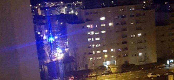 Fransa'da Noel akşamı silahlı saldırı