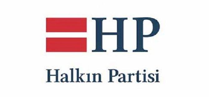 """Halkın Partisi: """"Birleştirici ve kucaklayıcı bir rol üstleneceğine inanıyoruz"""""""
